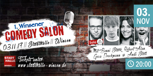 1. Winsener Comedy Salon